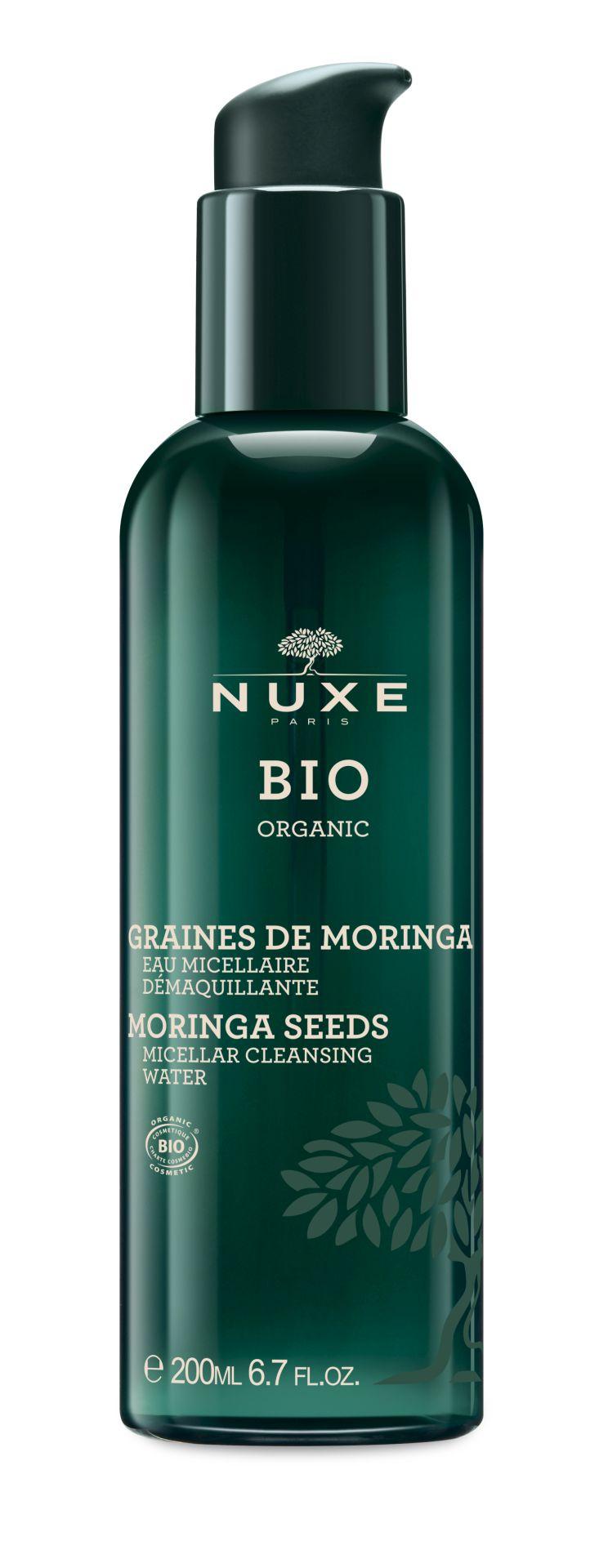 Nuxe Bio Organic Micellás Tisztító Víz