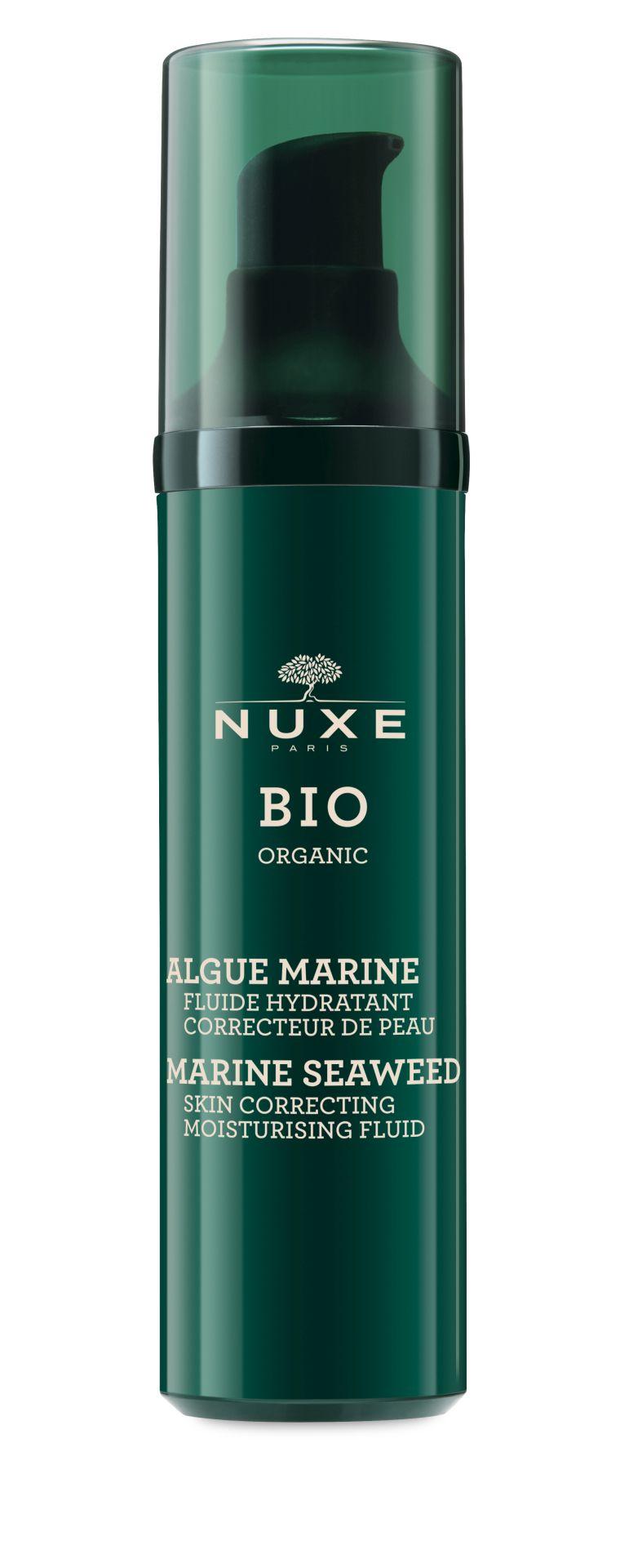 Nuxe Bio Organic Bőrkorrigáló Hidratáló Fluid