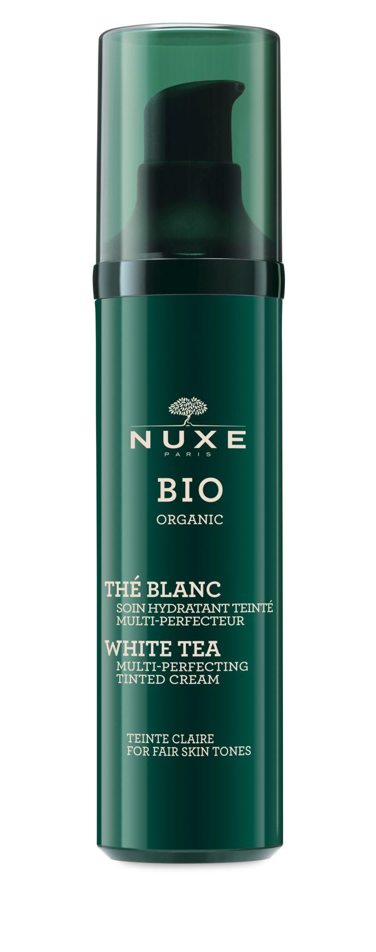 Nuxe Bio Organic Multi-tökéletesítő Színezett Krém