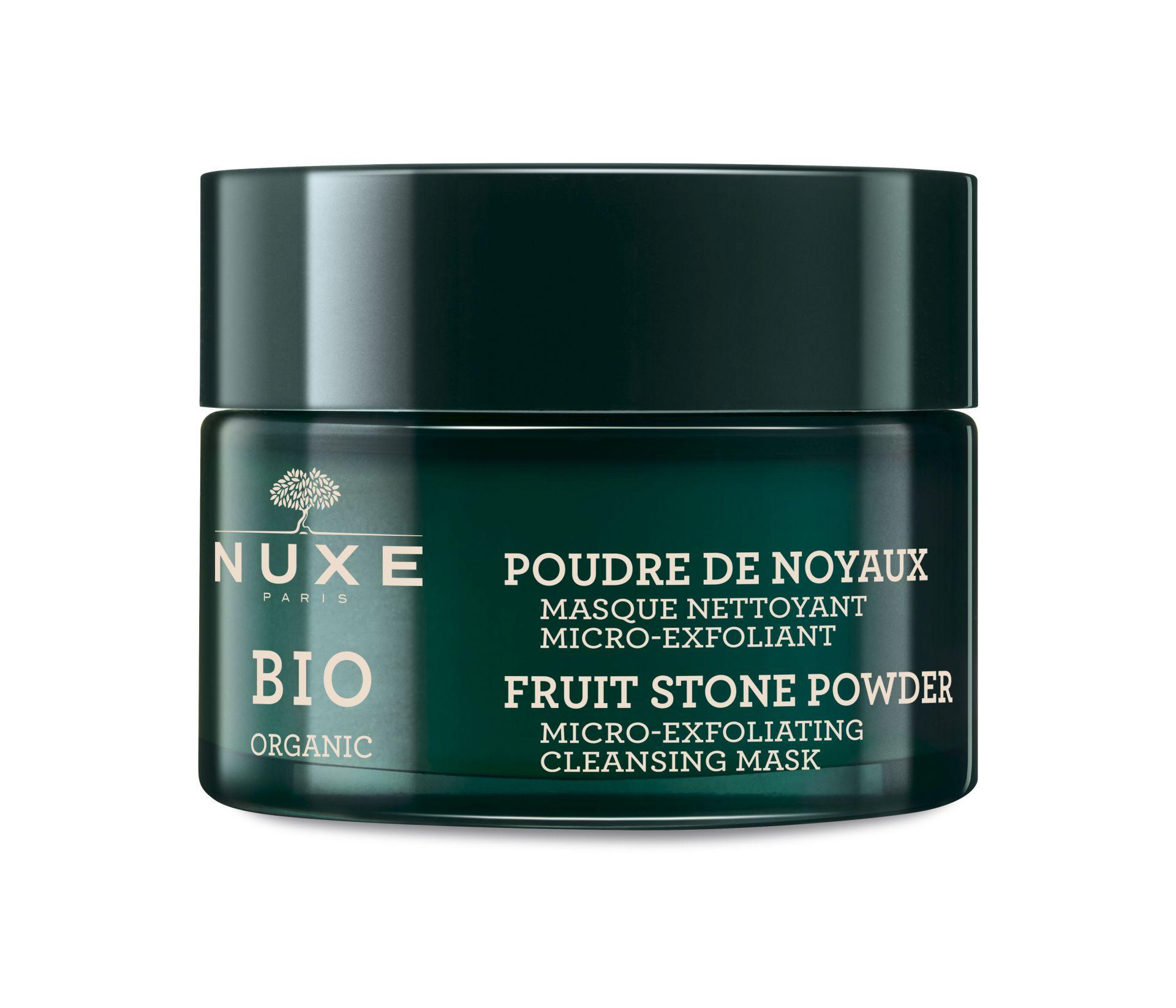 Nuxe Bio Organic Mikro-hámlasztó Tisztító Maszk