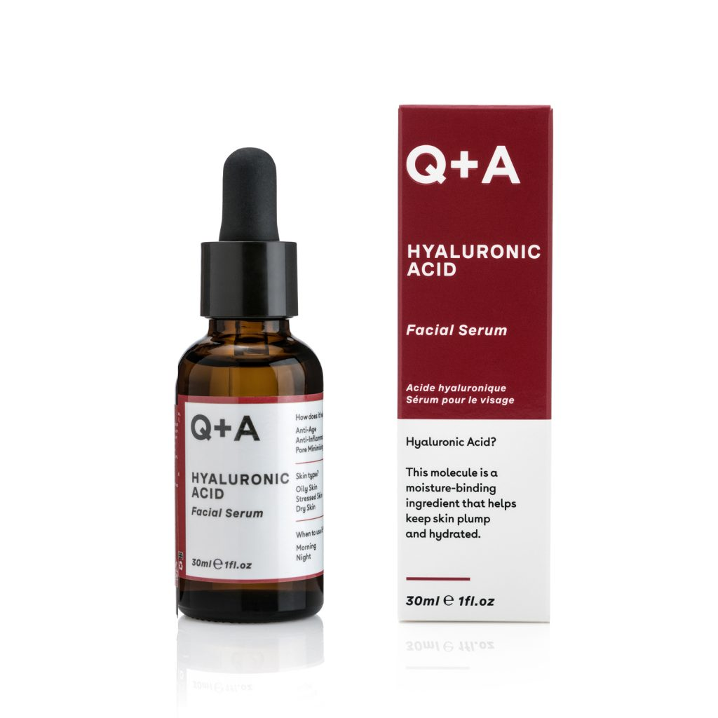 HYALURONIC ACID FACIAL SERUM Bottle + Box 30 ml 3300 Ft