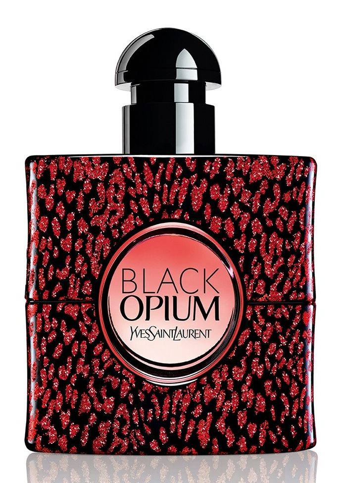 Yves Saint Laurent Black Opium Baby Cat Collector Edition