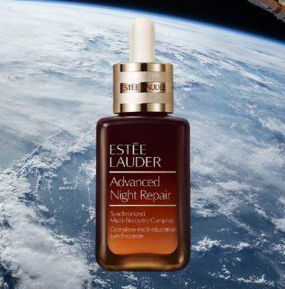 Fellőtték az űrbe az Estée Lauder szérumát