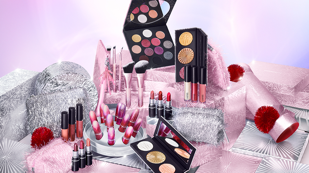 M.A.C Frosted Firework Holiday Collection