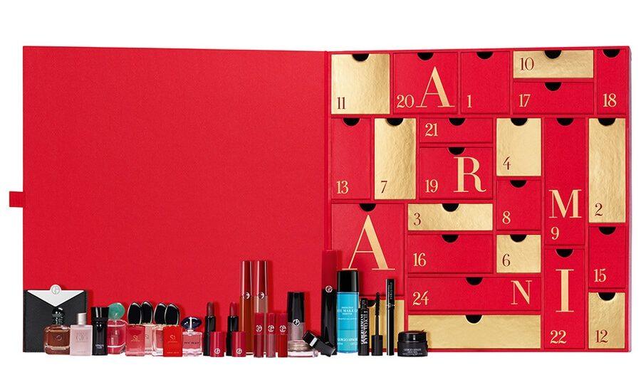 Armani Beauty kalendárium
