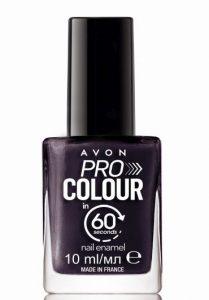 Avon Pro Colour gyorsan száradó körömlakk