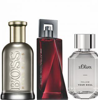 5 parfüm férfiaknak (nem csak) Valentin-napra