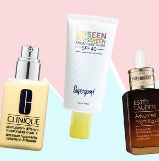 TOP10 arcápolási termék a szépségipar bennfenntesei szerint
