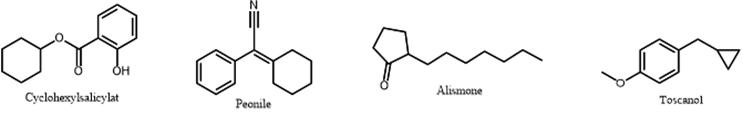 Illatanyag vegyületek - Eucerin