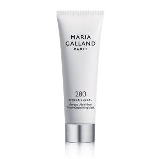 Leteszteltük: Maria Galland Hydra'Global Bőrszomjoltó Maszk (x)