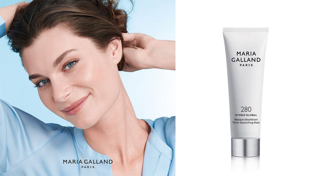 Maria Galland Hydra'Global Bőrszomjoltó Maszk