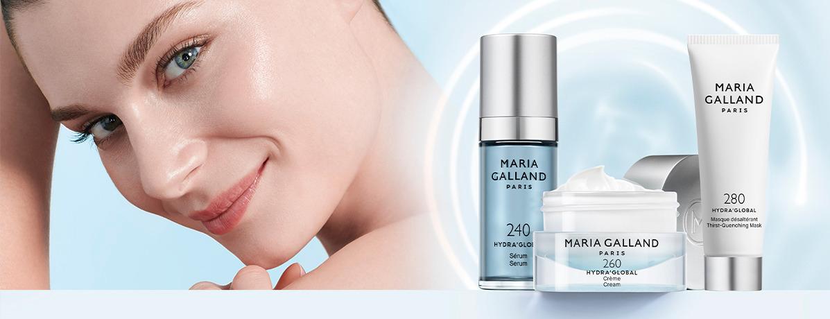 Maria Galland Hydra'Global termékcsalád