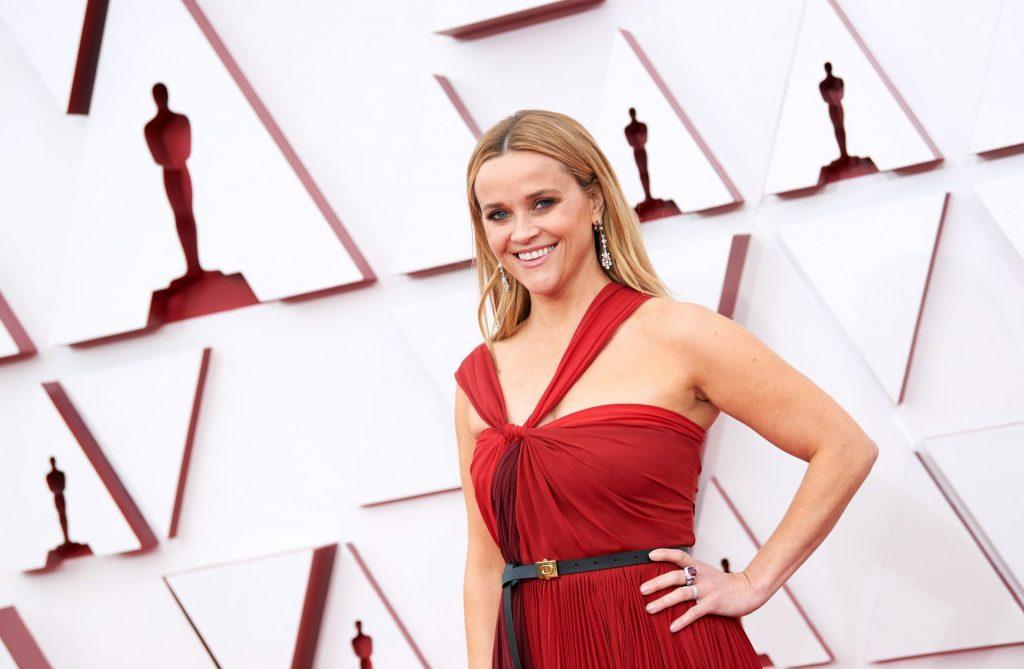 Reese Witherspoon a 93. Oscar-gálán