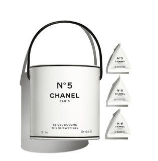 Festékes vödör és olajos flakon – a Chanel N°5 rendhagyó kollekcióval ünnepel