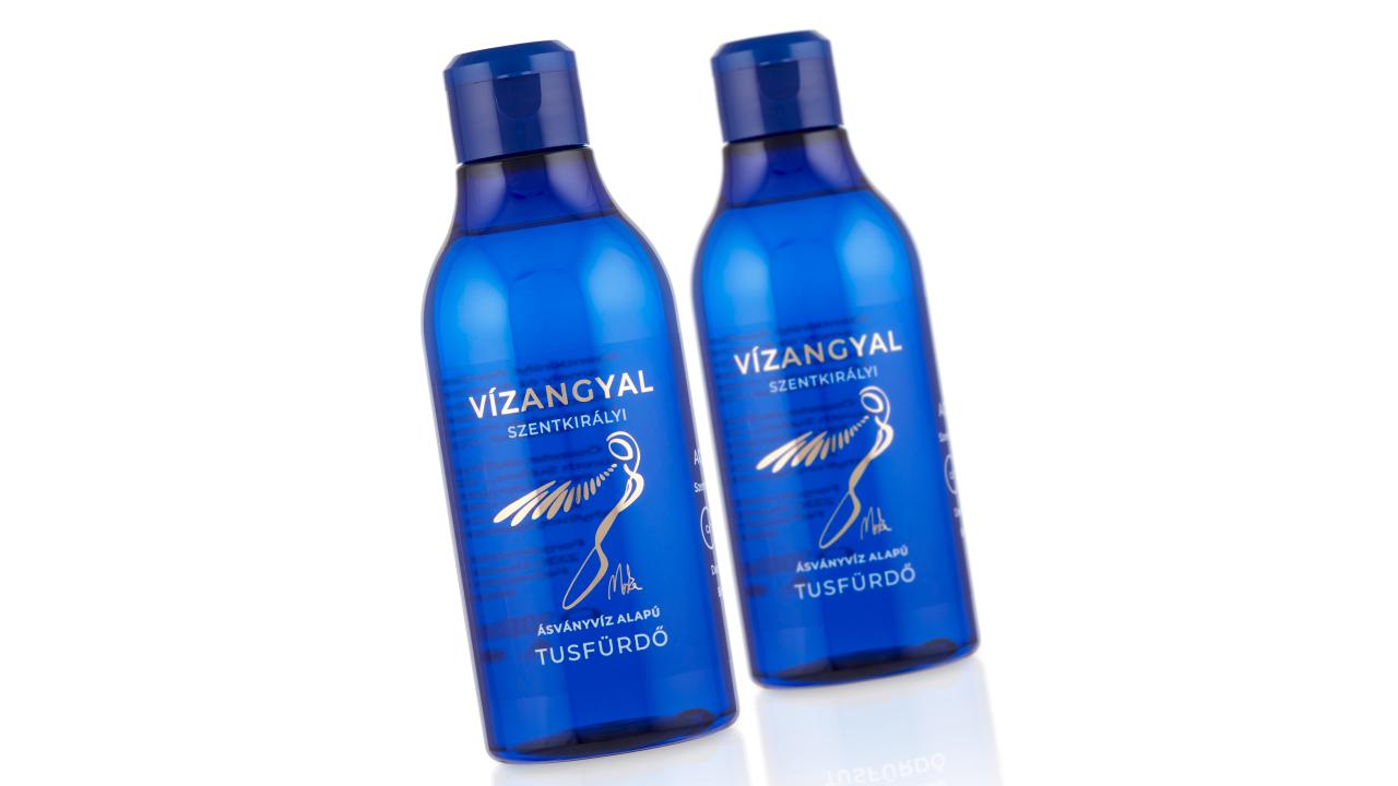 Vízangyal Aquatic blue hidratáló tusfürdő