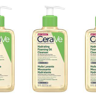 Újdonság: CeraVe Hidratáló, Habzó Bőrtisztító Olaj