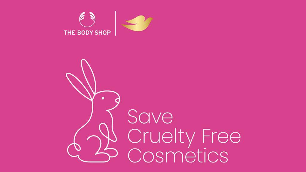 Veszélyben a kozmetikumok állatkísérlet-mentessége Európában, aláírásokat gyűjt a Dove és a The Body Shop