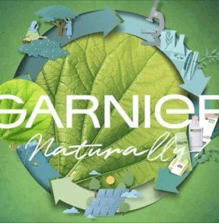 Ismeretterjesztő kampányt indít a Garnier a fenntartható fogyasztás népszerűsítéséért